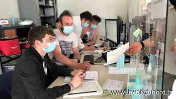 Depuis janvier, le centre du CH Béthune-Beuvry a vacciné près de 65 000 personnes - La Voix du Nord