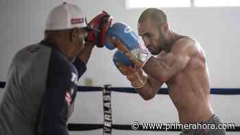"""José Pedraza está listo para el ring: """"No se lo voy a hacer fácil"""" - Primera Hora"""