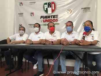 La candidatura de Jorge Pedraza está más firme que nunca y será nuestro próximo Presidente Municipal: PRI Texmelucan - Informativo ProyectoCINCO