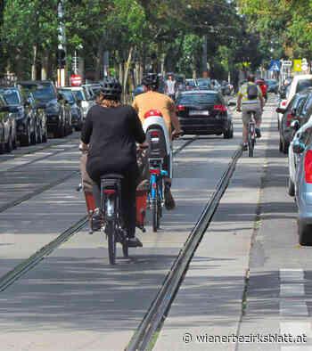 Hernals: Teilzeit-Radweg Alszeile wird ernst - Wiener Bezirksblatt