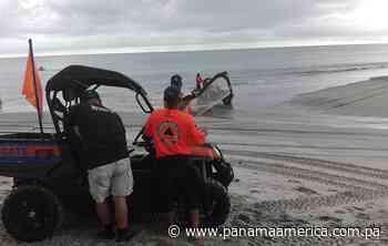 Recuperan el cadáver de un joven en playa Caracol, distrito de Chame - Panamá América