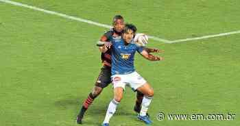 Marcelo Moreno já admite deixar o Cruzeiro - Estado de Minas