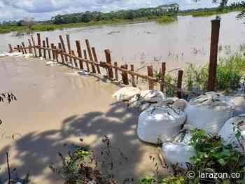 Persisten inundaciones en zonas bajas de Ayapel por desbordamiento del río Cauca - LA RAZÓN.CO