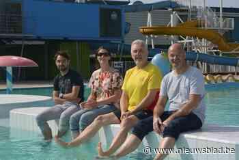 Openlucht zwembad opent maandag: per dag twee blokken van maximum 500 bezoekers