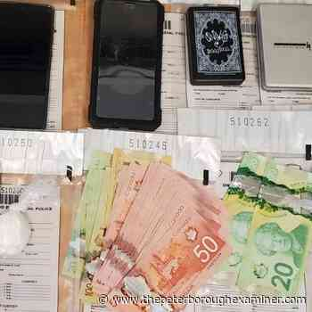 Two charged as cocaine, fentanyl seized in drug raid in Kawartha Lakes - ThePeterboroughExaminer.com