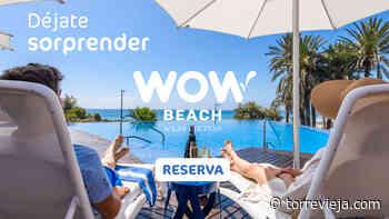 WOW Beach - by Las Colinas Golf & Country Club - Torrevieja.com