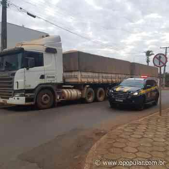 Carreta roubada em Bom Jesus é recuperada em Itumbiara - O Popular