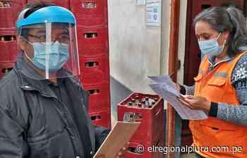Piura: realizan operativo de sensibilización por la Ley Seca en Huancabamba - El Regional