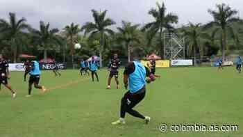 Así inicia el trabajo de la semana del Deportivo Cali - AS Colombia