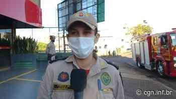 Tenente do Corpo de Bombeiros fala sobre grave acidente na Rua Erechim e faz alerta à população - CGN