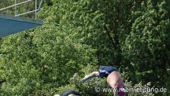 Pellenzbad: Besucher genießen Start in die Freibadsaison - Andernach & Mayen - Rhein-Zeitung