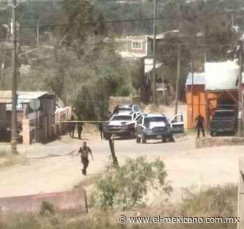 Matan a hombre en Cerro Azul, Tecate - El Mexicano - Gran Diario Regional - El Mexicano Gran Diario Regional