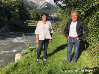 Départementales : Christian Pernin et Emma David candidats pour le canton de Sallanches - Le Messager