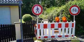Zugang zum Wald versperrt: Anwohner in Kerpen-Horrem wegen Baustelle aufgebracht - Kölnische Rundschau
