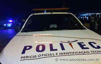 Dois que estavam desaparecidos são encontrados mortos em Nova Mutum; polícia encontra 10 cápsulas de pistola - Só Notícias