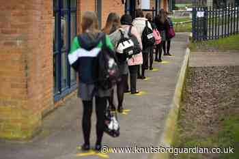 Cheshire East pupils missed 160000 days of face-to-face teaching due to Covid - Knutsford Guardian