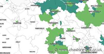 Covid infections double across Cheshire East in the past week - Cheshire Live