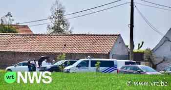 Verdacht overlijden in Meulebeke - VRT NWS