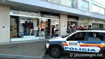 Loja em Pouso Alegre é interditada após dono descumprir isolamento mesmo positivo para Covid - PousoAlegre.net