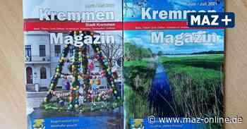 Kremmen-Magazin bekommt Rückhalt vom Sozialausschuss - Märkische Allgemeine Zeitung