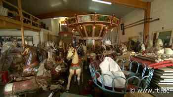 Sammlerin aus Ahlen: Karussellpferde sind ihr Leben - RTL Online