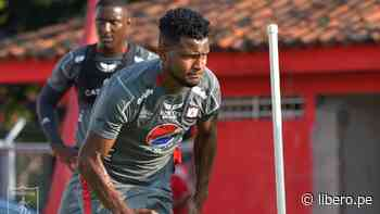 Aldair Rodríguez cuenta con el visto bueno de Roberto Mosquera para llegar a Sporting Cristal - Libero.pe