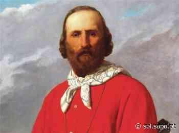 Giuseppe Garibaldi. Uma camisa vermelha e uma mulher portuguesa - Sol