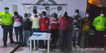Cárcel a 'Los Express', dedicados al tráfico de estupefacientes en Pivijay - Seguimiento.co