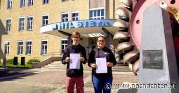 Steyrer Stockerlplätze bei der Physik-Olympiade - nachrichten.at