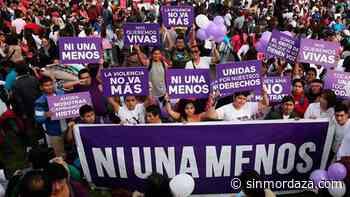 A 6 años del femicidio de Chiara Páez y del primer Ni Una Menos - Sin Mordaza