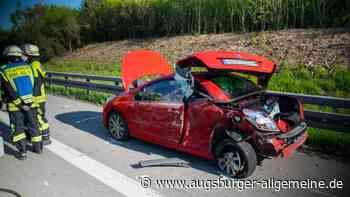 Ein Toter bei Unfall auf A96 zwischen Mindelheim und Bad Wörishofen - Augsburger Allgemeine