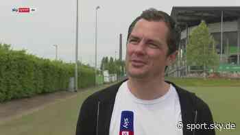 VfL Wolfsburg Video: Schäfer über van Bommel, Philipp & Weghorst - Sky Sport
