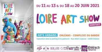 Loire Art Show Patinoire d'Orléans vendredi 11 juin 2021 - Unidivers