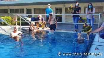Kirn: Jahnbad ist als erstes Freibad wieder geöffnet - Rhein-Zeitung