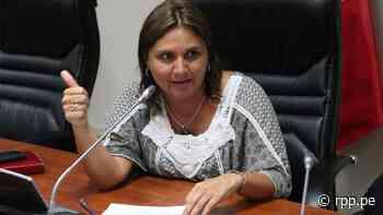 Marisol Pérez Tello: eventual indulto a Alberto Fujimori solo funcionaría si se hace respetando la ley - RPP Noticias