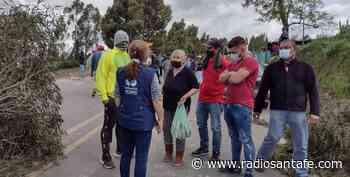 Defensoría del Pueblo hace nuevo llamado a desbloquear la vía Panamericana - Radio Santa Fe