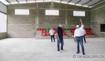 Nuevo gimnasio de boxeo en Turbaco contará con dotación completa - Caracol Radio