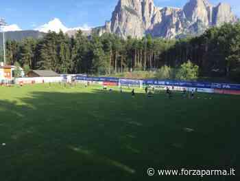 News La nuova stagione parte dal ritiro di Castelrotto - Forza Parma