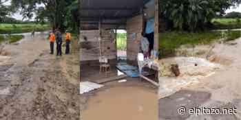 Desbordamiento de dos ríos causa inundación de 44 viviendas en Guanare - El Pitazo