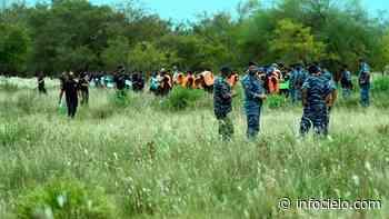 Caso Tehuel: culminaron los rastrillajes en San Vicente y Burzaco - Infocielo
