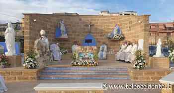 """Partinico, una """"chiesa a cielo aperto"""" a San Gioacchino: primo mattone dell'oratorio (VIDEO) - Tele Occidente"""