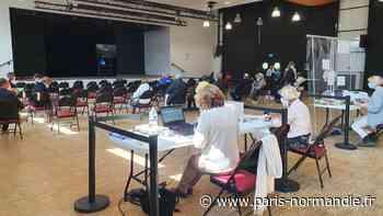 Covid-19. Appel à bénévoles pour le centre de vaccination de Lillebonne - Paris-Normandie