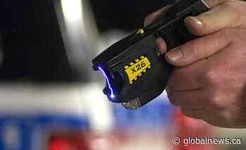 Port Hope police deploy stun gun after man resisted arrest, pulled knife - Global News