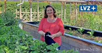 Tag der offenen Gartentür in Eilenburg: Steffi Bartmuß stellt ihren Selbstversorgergarten vor - Leipziger Volkszeitung