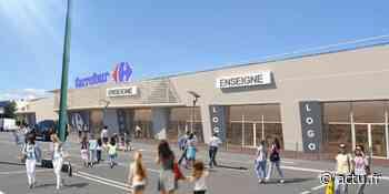 La galerie de Carrefour va se transformer à Avranches, des nouvelles enseignes arrivent - La Gazette de La Manche