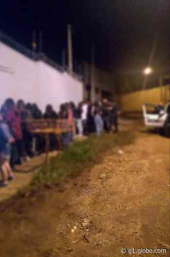 Guarda Civil Municipal impede festa clandestina em Itapeva - G1