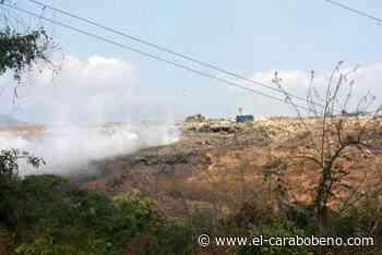 Humo proveniente de vertedero de basura afecta a vecinos de Guacara - El Carabobeño