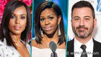 Michelle Obama, Kerry Washington & More Stars Remember George Floyd 1 Year After His Death - Yahoo Entertainment