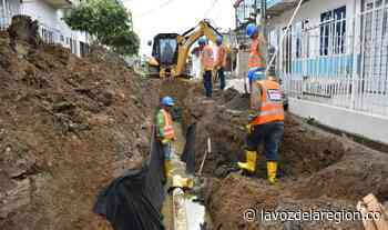 Millonaria inversión en obras de saneamiento básico en Isnos - Noticias