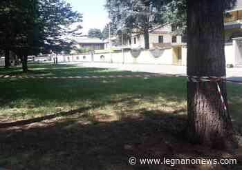 Ore di tensione a Nerviano per sgomberare gli abusivi da una villa confiscata - LegnanoNews.it
